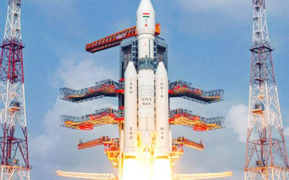 Reaching for the stars, India's quest for the outer space: Aryabhata to Mangalyaan
