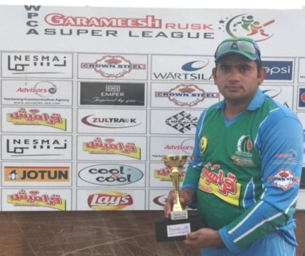 Waseem Riyaz — 64 runs