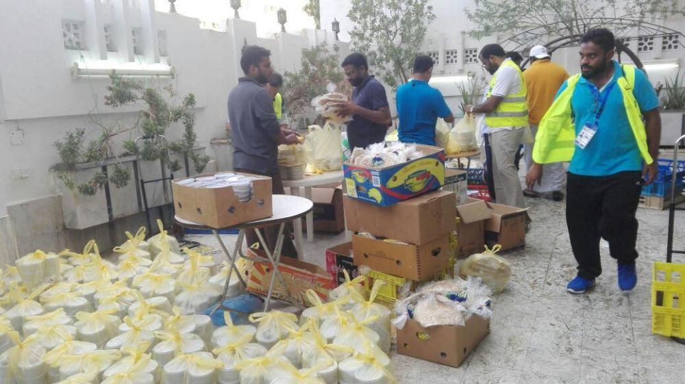 Jeddah Haj Welfare Forum Volunteers