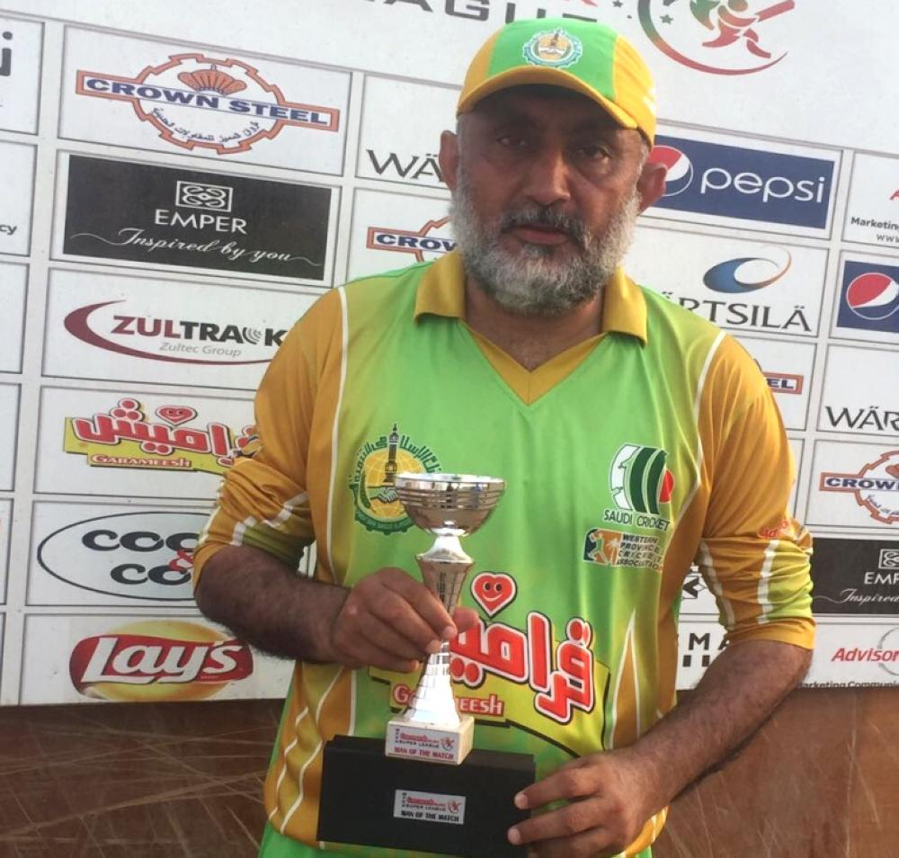 Abdullah Shah — 3 wickets