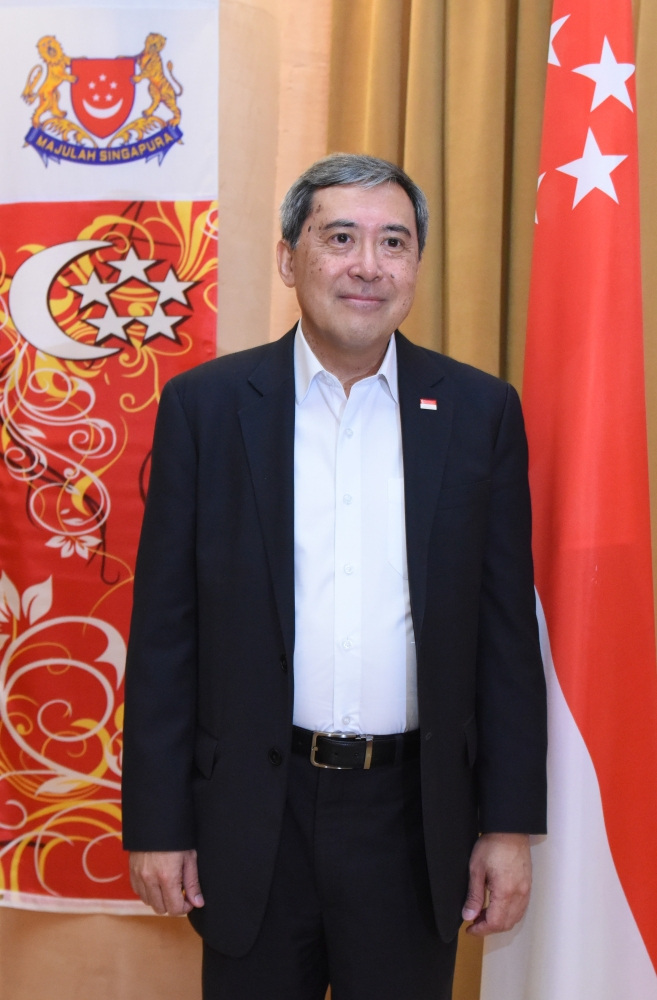 Ambassador Lawrence Anderson