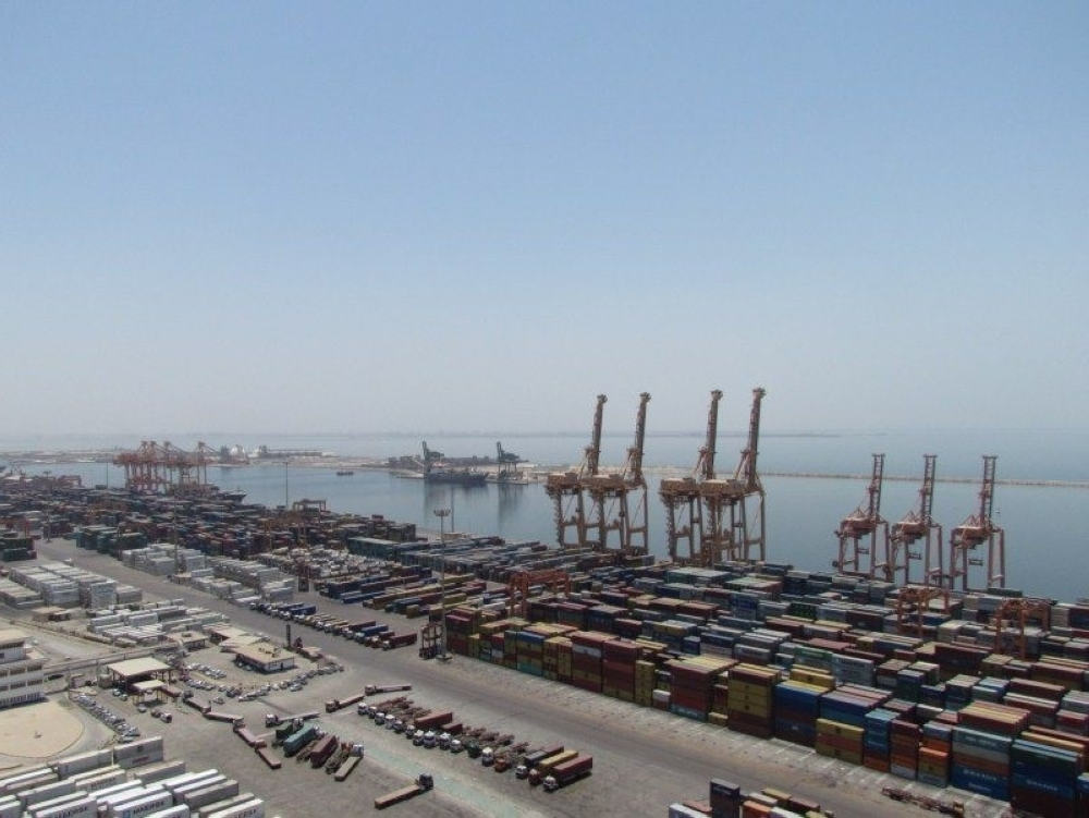 Photo shows PSA's involvement  in building a container port in Dammam. — Courtesy photo