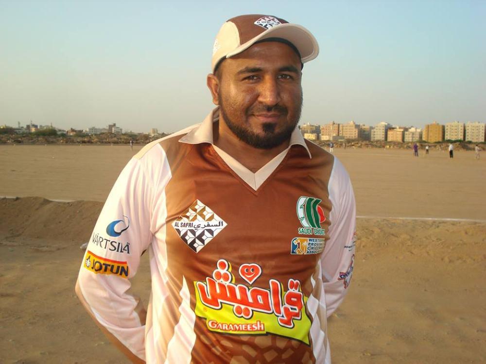 Abid Malik — 4 wickets