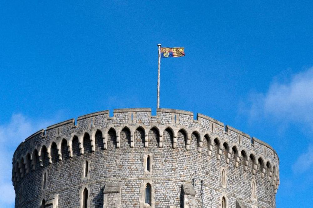 File photo of the Windsor Castle.