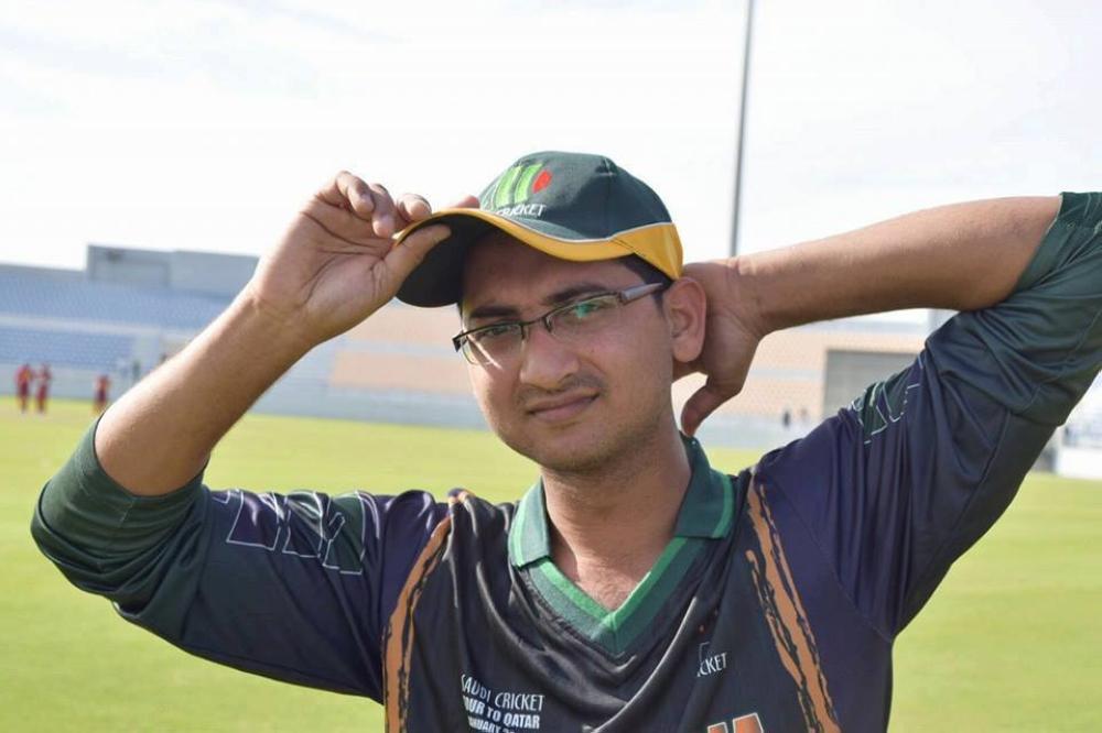 Afaq Khan — 65 off 47 balls