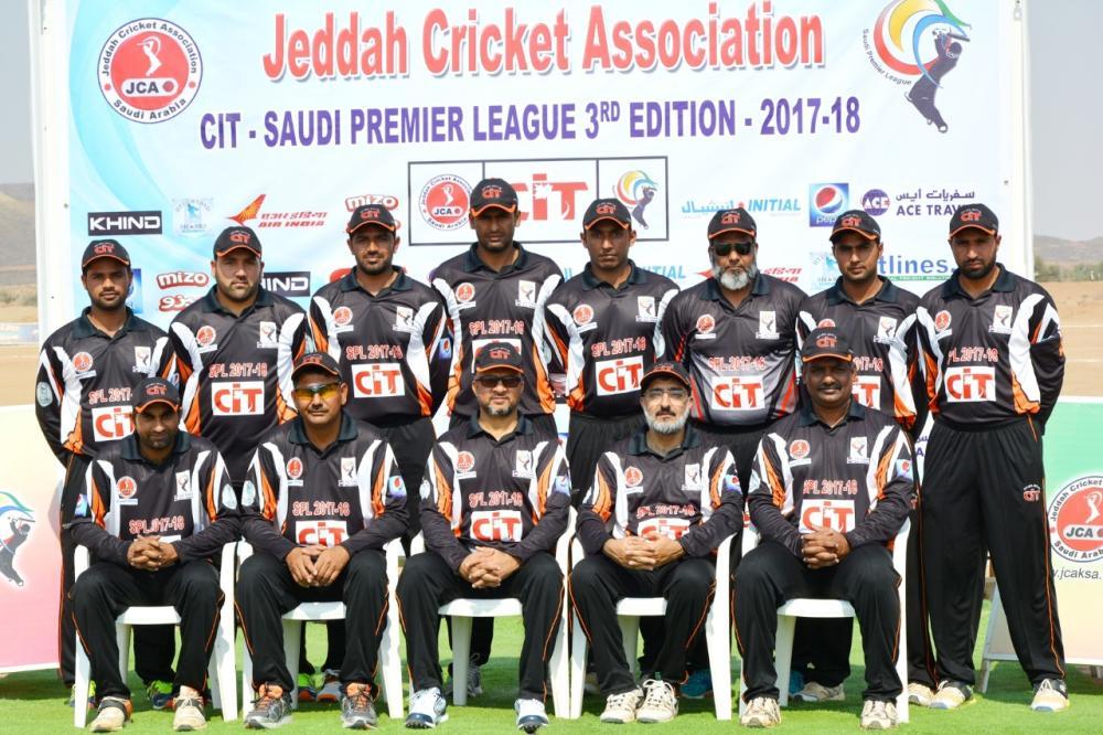 Hyderabad Sharks team