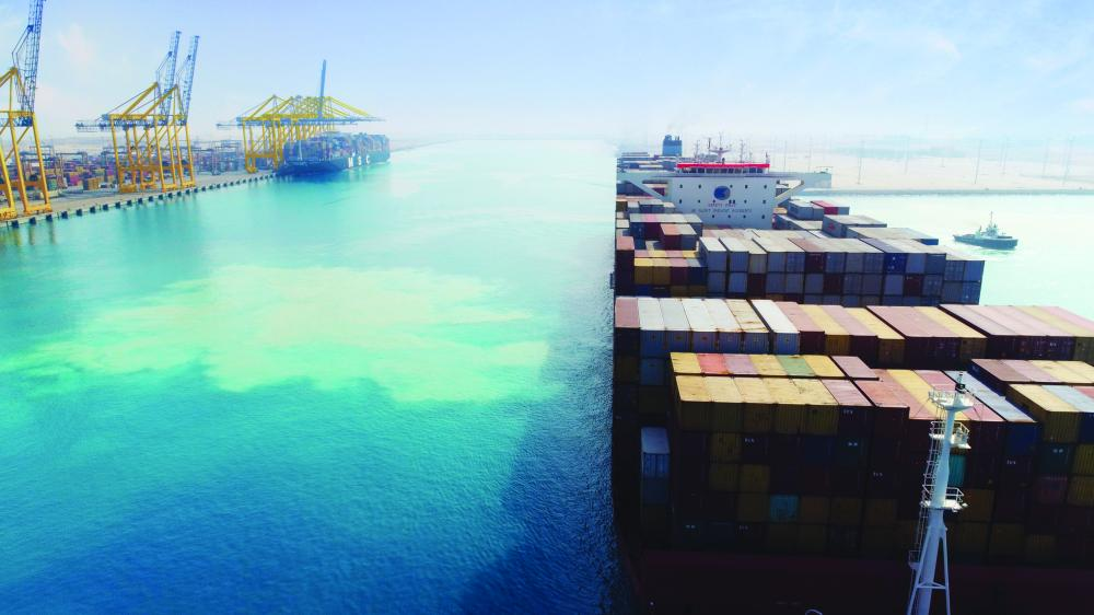 King Abdullah Port. — Courtesy photo