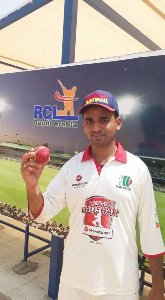 Mirza Basith Baig —3 wickets