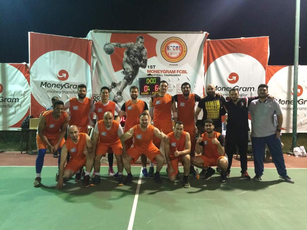 Syriana after its hard-earned win over KFAFH.