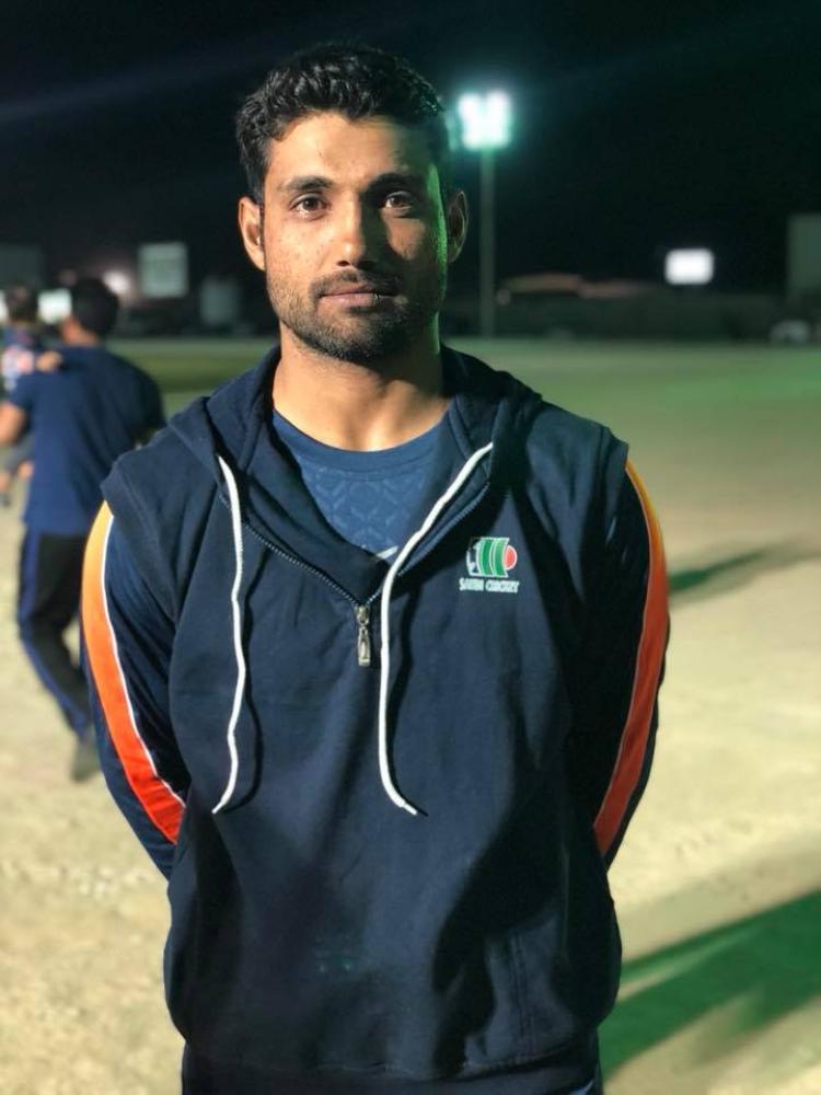 Imran Arif … 163 off 86 balls