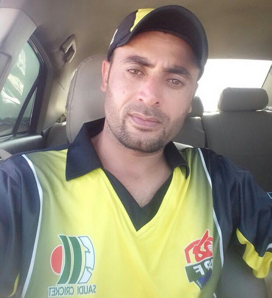Akram Javed — 107 runs