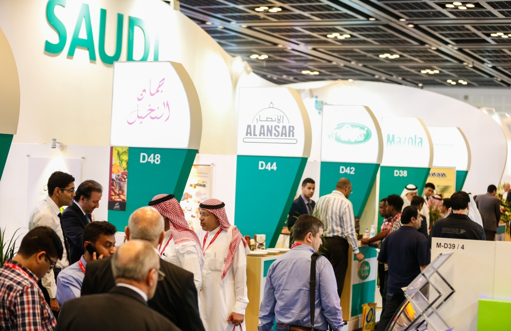 Saudi Arabia once again to have a large presence at Gulfood 2018. — Courtesy photo