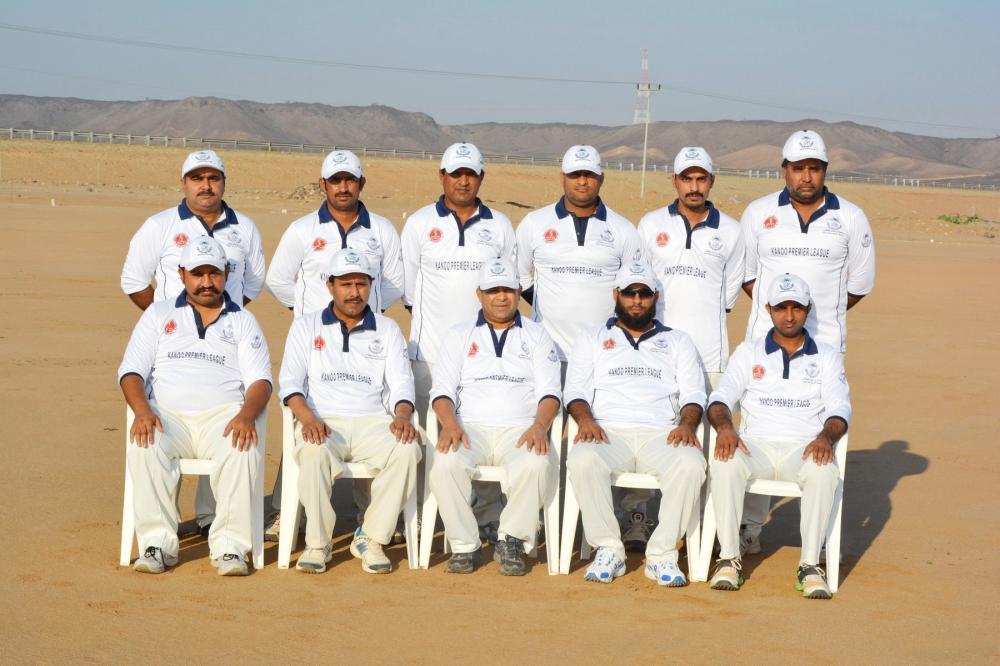 Saudi Oil team