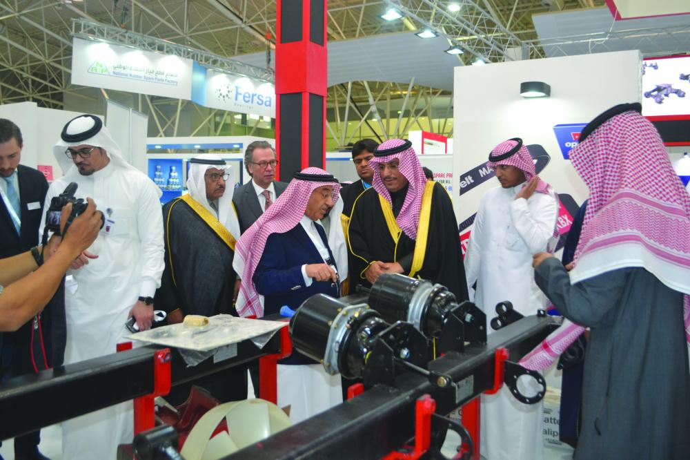 More than 150 exhibitors from 21 countries are showcasing their latest solutions to the Saudi automotive aftermarket