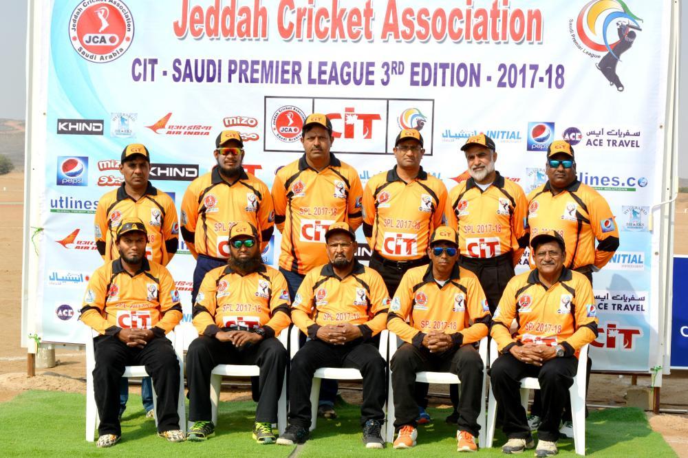 JCA umpires