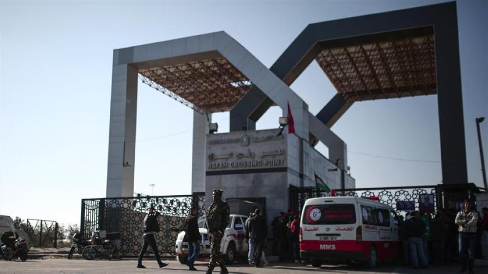 Egypt opens Rafah crossing for three days every month or two to allow movement of what is described as humanitarian cases. — Courtesy photo