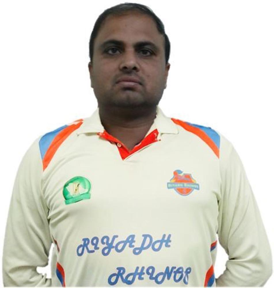 5 - Atif 94 runs and 2 wickets