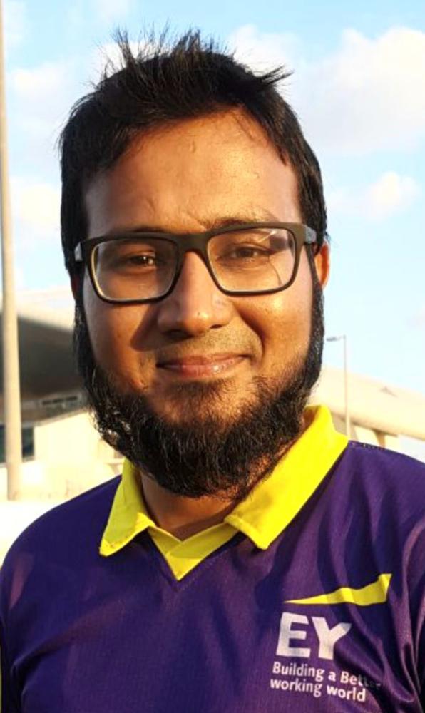 7 - Subayyal blasted 103 of 36 balls