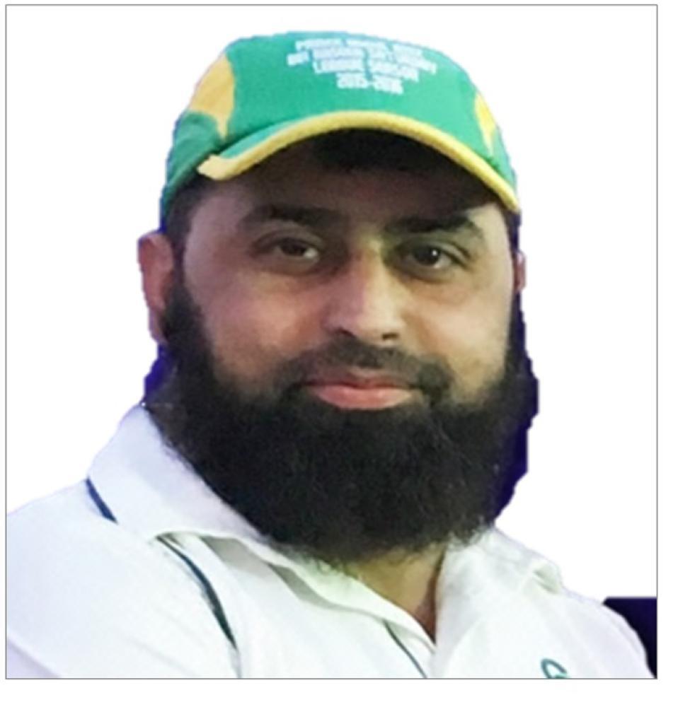 5 - Majid Bashir 90 runs and 2 wickets