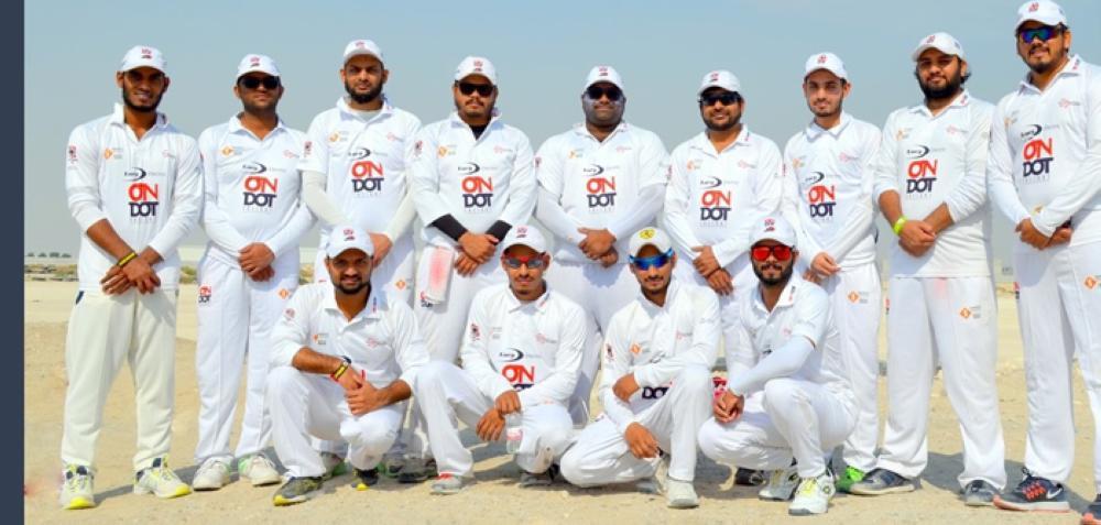 On Dot Rhinos Cricket Club