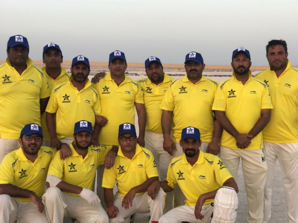 Marooj Rawan Cricket Club