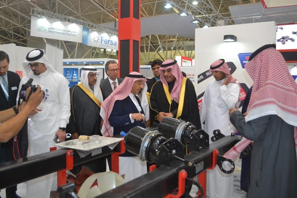 Automechanika Riyadh 2018 - day 1