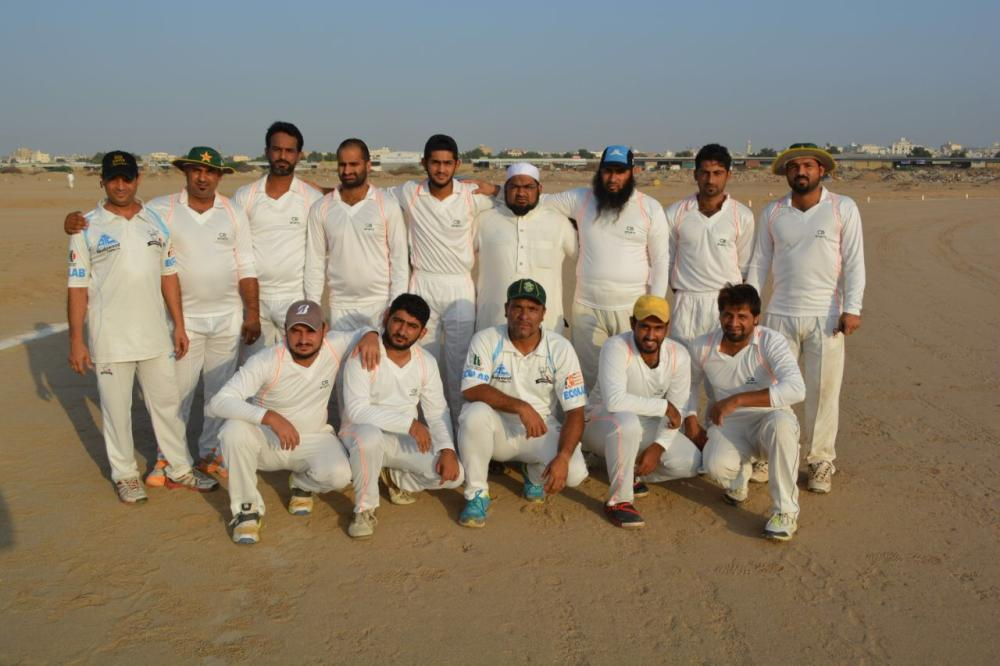 ATC cricketers
