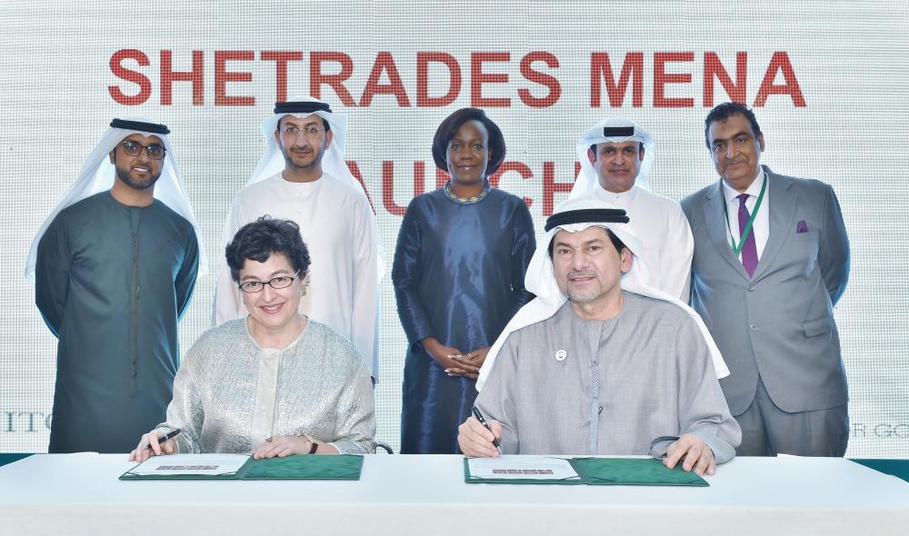 Dubai Exports & ITC announce SheTrades ME Hub