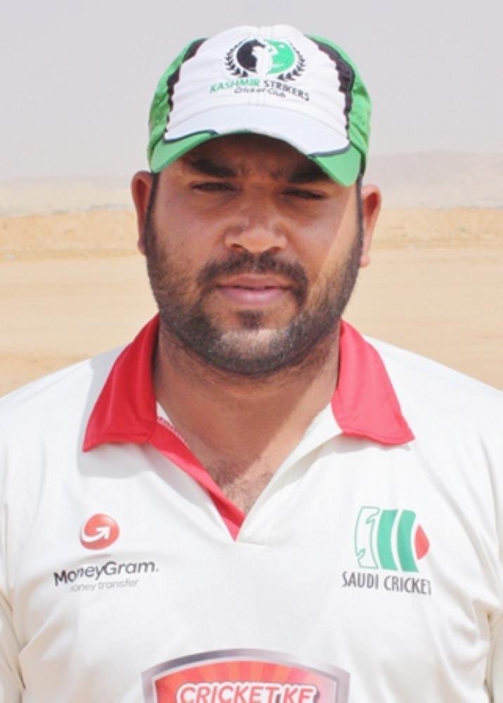 Babar, Khan shine in RCA Tournament - Saudi Gazette