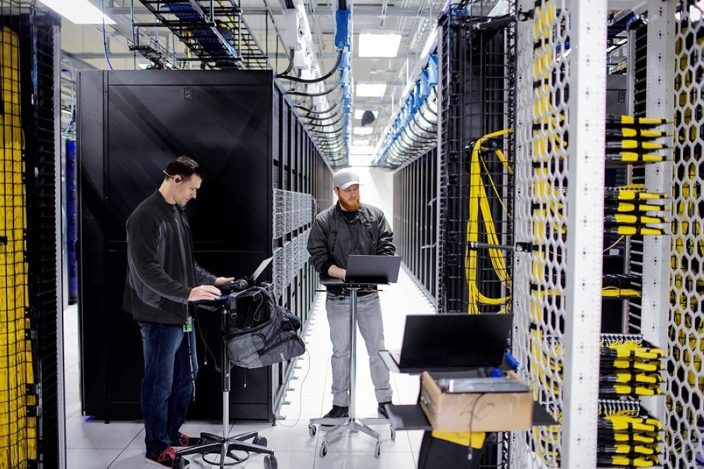 The 1st datacenters located in the Middle East, will empower organizations, governments and businesses to achieve more