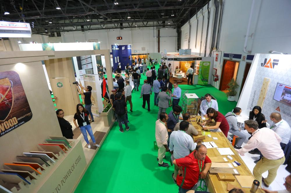 More than 412 wood traders report brisk business at Dubai WoodShow