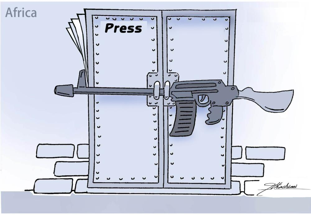 Africa — Press