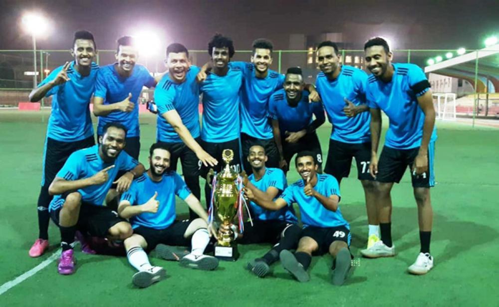 Champion Eritrean FC