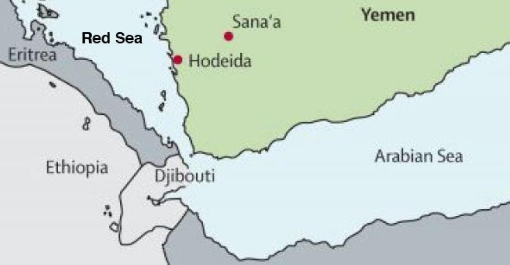 The Yemeni forces are also making rapid field progress toward Hodeida airport and strategic port.