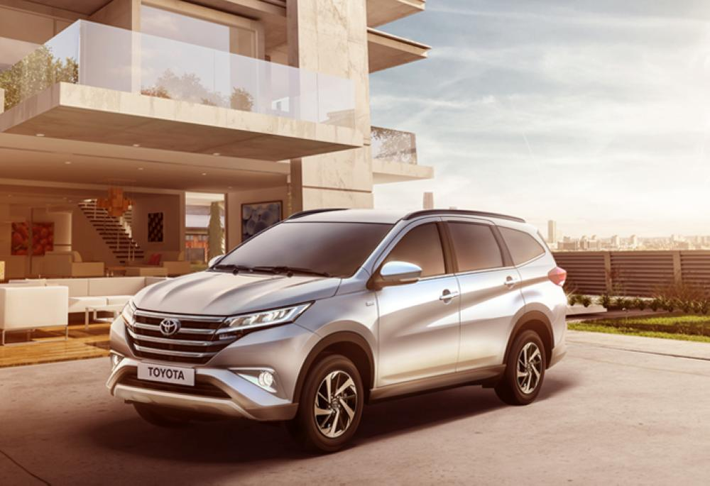 Exceptional performance, fuel economy and a variety of features make the Rush ideal for crossover enthusiasts