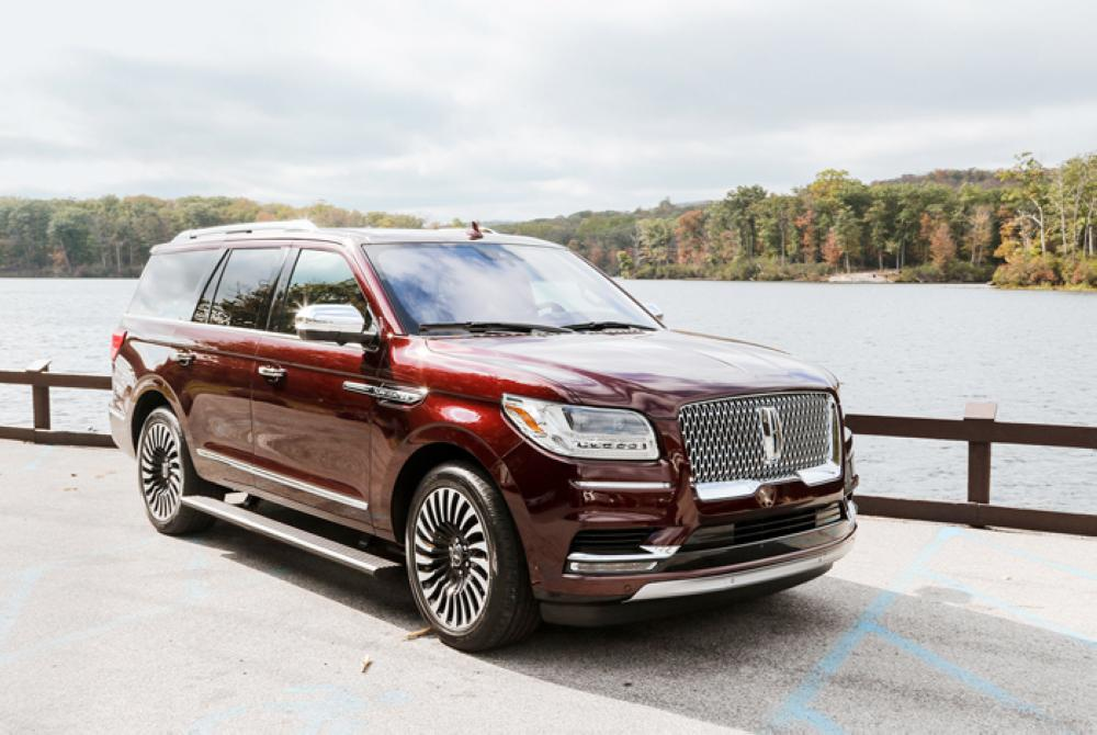 71 new features and technologies added to the 2018 Lincoln Navigator