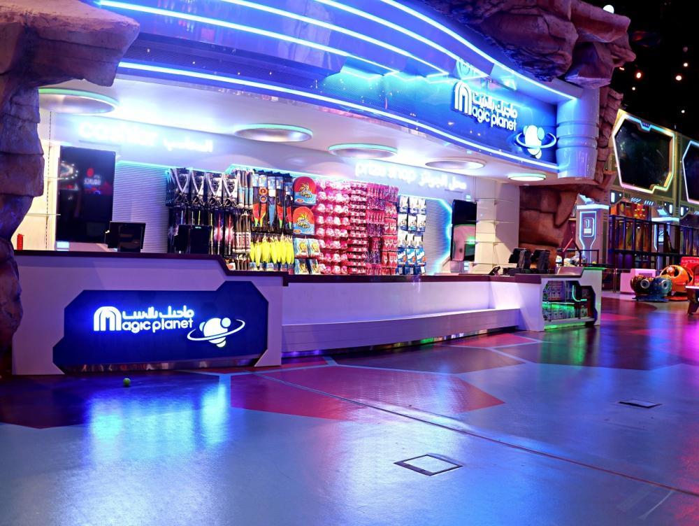 Magic Planet KSA, the family favorite gaming destination