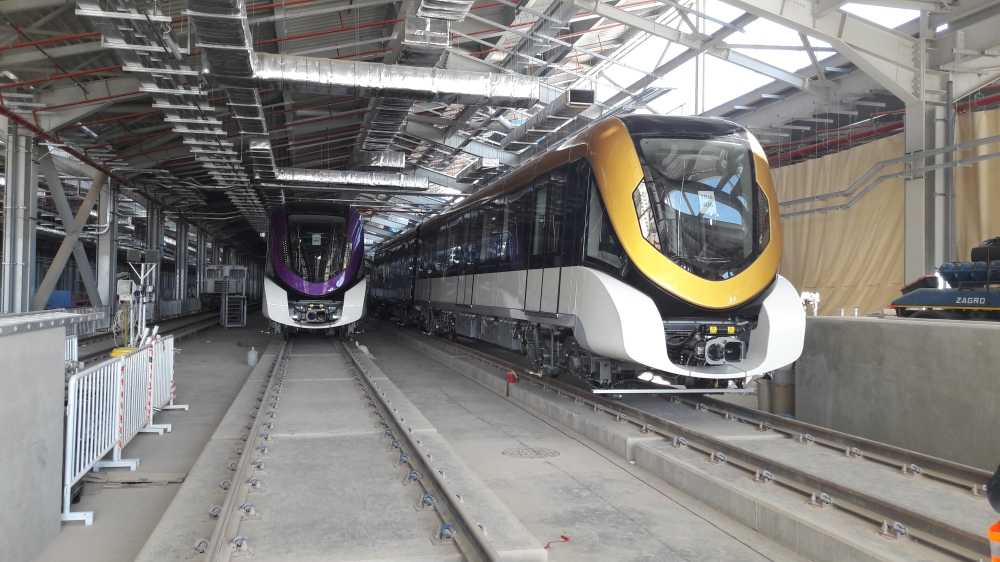 Alstom conducts initial tests for Riyadh Metro