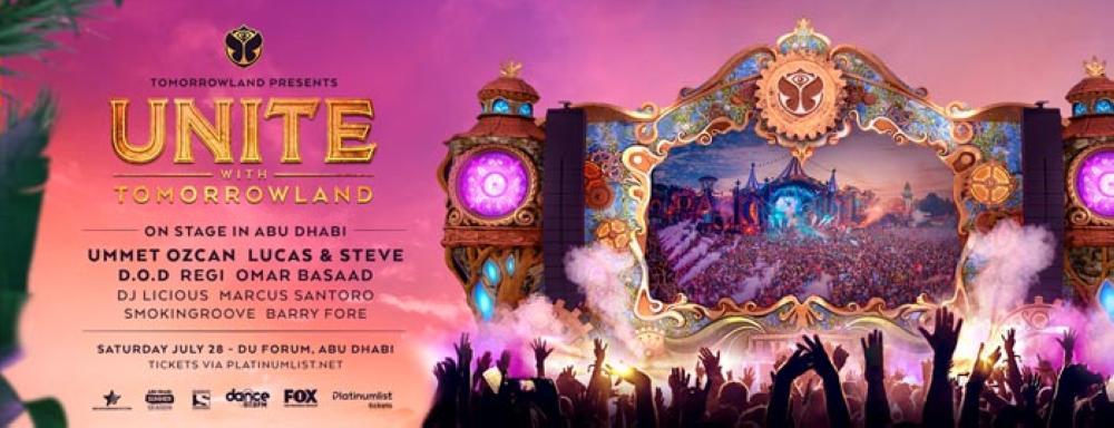 Unite with Tomorrowland - Saudi Gazette