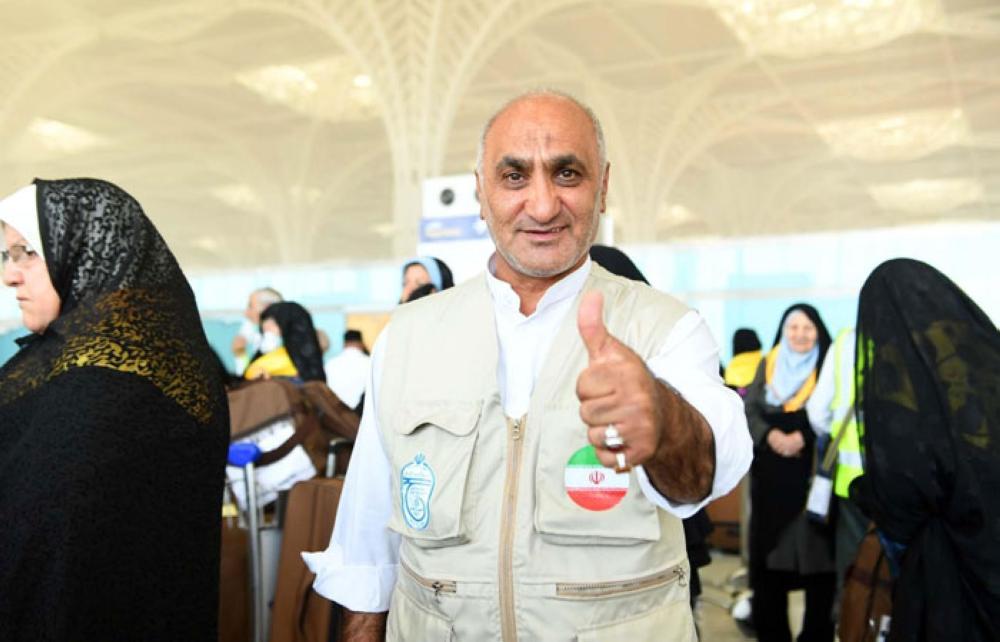 Iranian pilgrims praise warm welcome by Saudis