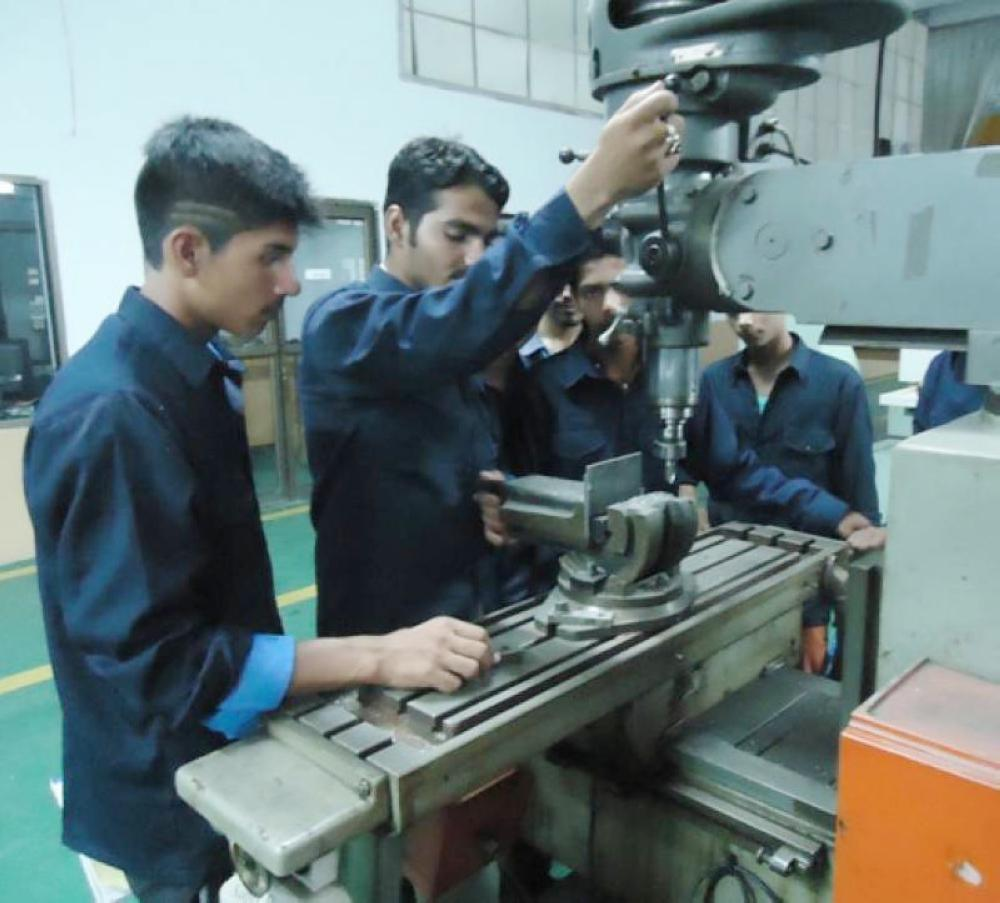 Modernizing Pakistani workforce skills- challenges & opportunities