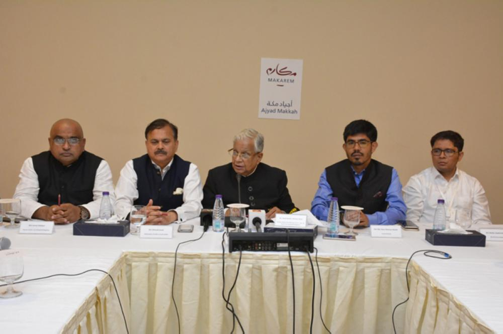 Indian goodwill delegation lauds Kingdom's excellent services for pilgrims