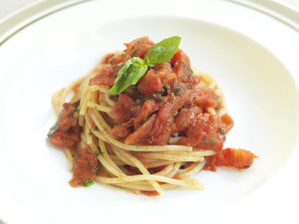 RFH Hotel de Russie - FOOD DETAIL Spaghetti al pomodoro