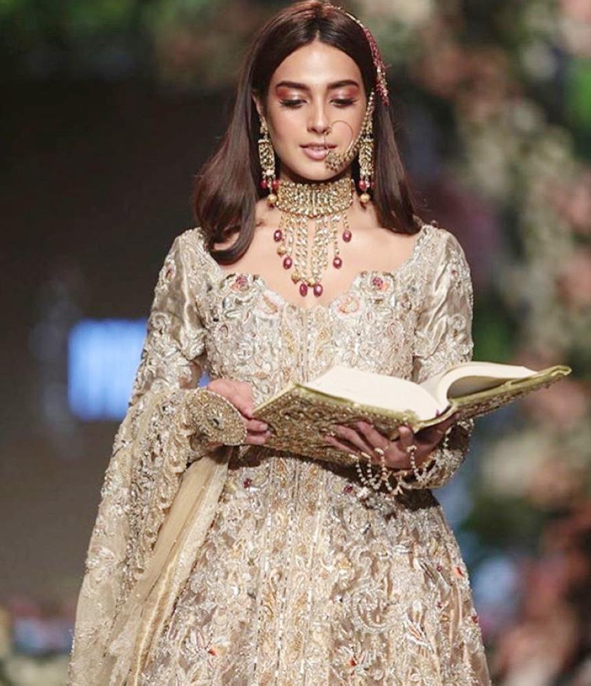 Zainab Salman Fashion