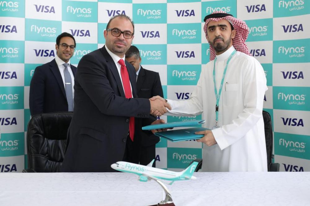 flynas builds a unique and powerful partnership that leverages Visa's global innovation leadership