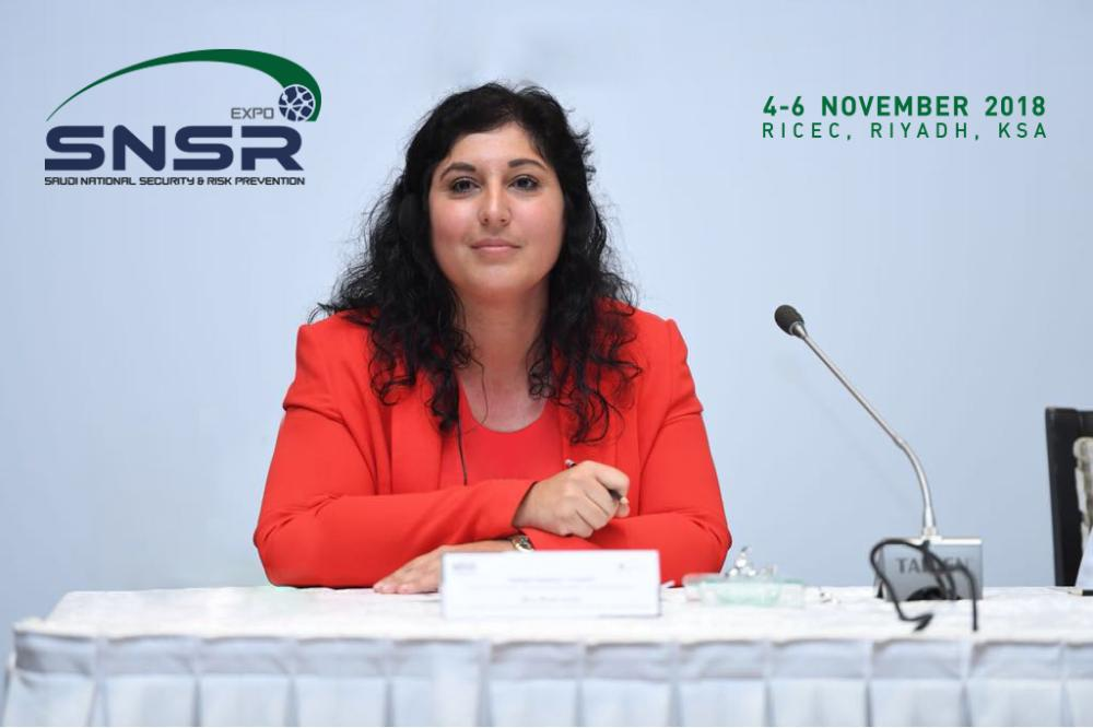 Excerpts of the interview with Meline Eolmezian-Soulie, Group Events Director – Safety & Security Portfolio, Reed Exhibitions Middle East