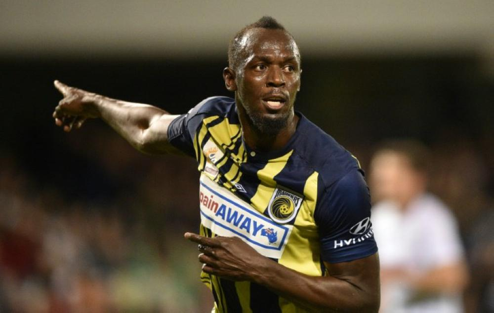 Eight-time Olympic champion Usain Bolt has been on trial with A-League club the Central Coast Mariners since arriving Down Under in August.