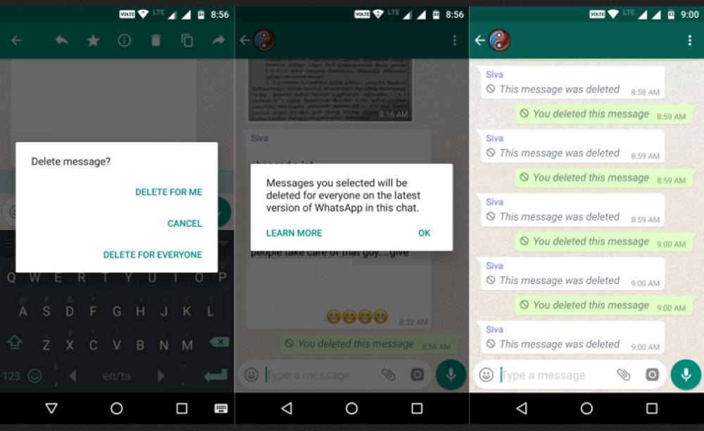 Tips & treat: WhatsApp's new features
