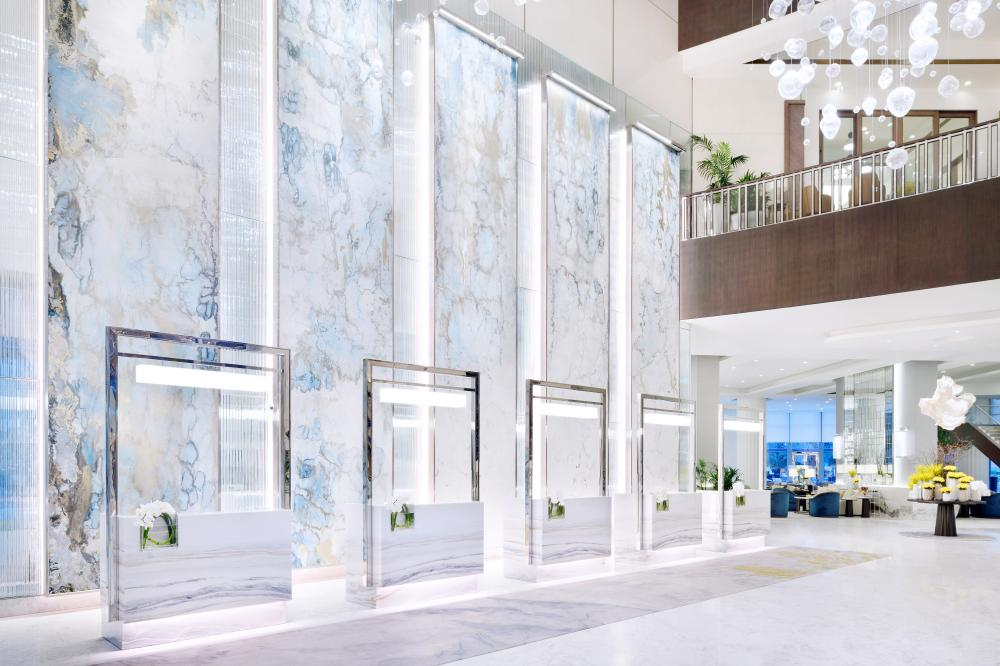 Address Downtown - Lobby