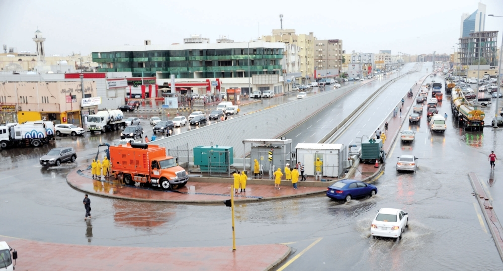 Jeddah will be in a better position during the rainy season in coming years, says Mayor Saleh Al-Turki.